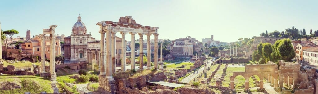 Roman Forum - Ancient Rome