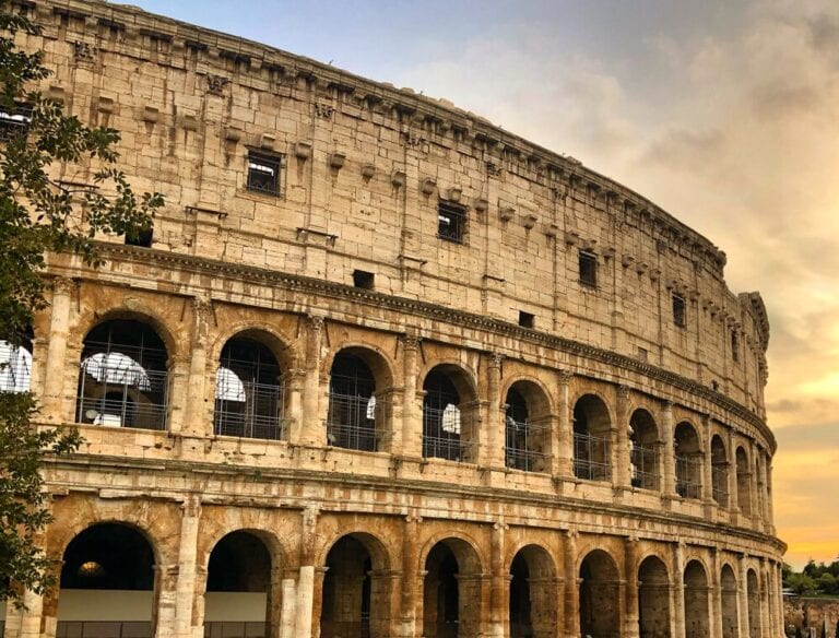 Private Colosseum and Ancient Rome Tour - Colosseum sunset