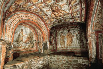 Catacombs and Crypts - Rome underground