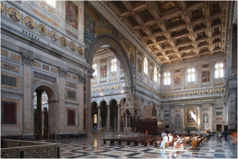 Major Basilicas in Rome - Ancient Jubilee - St. Paul Outside the Walls