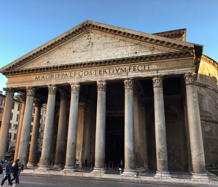 Rome's Historic Center Walking Tour - Pantheon