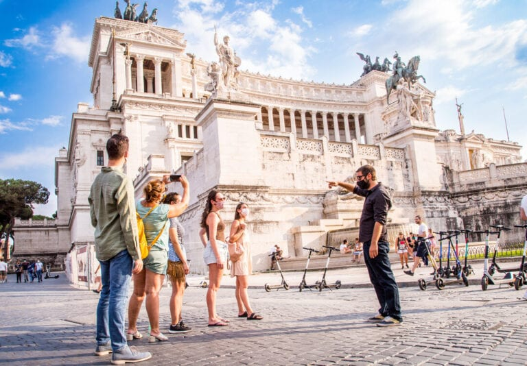 Rome's Historic Center Walking Tour - Vittoriano