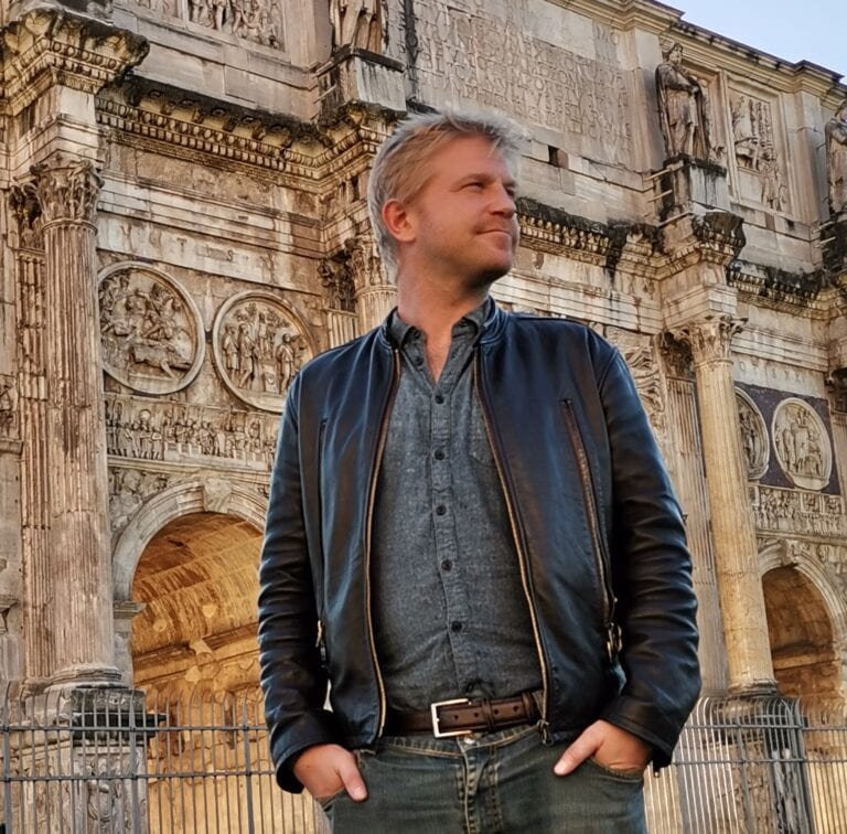 James Dowell - Roman Vacations Owner