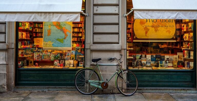 Unexpected Books about Italy - Bookstore in Italy