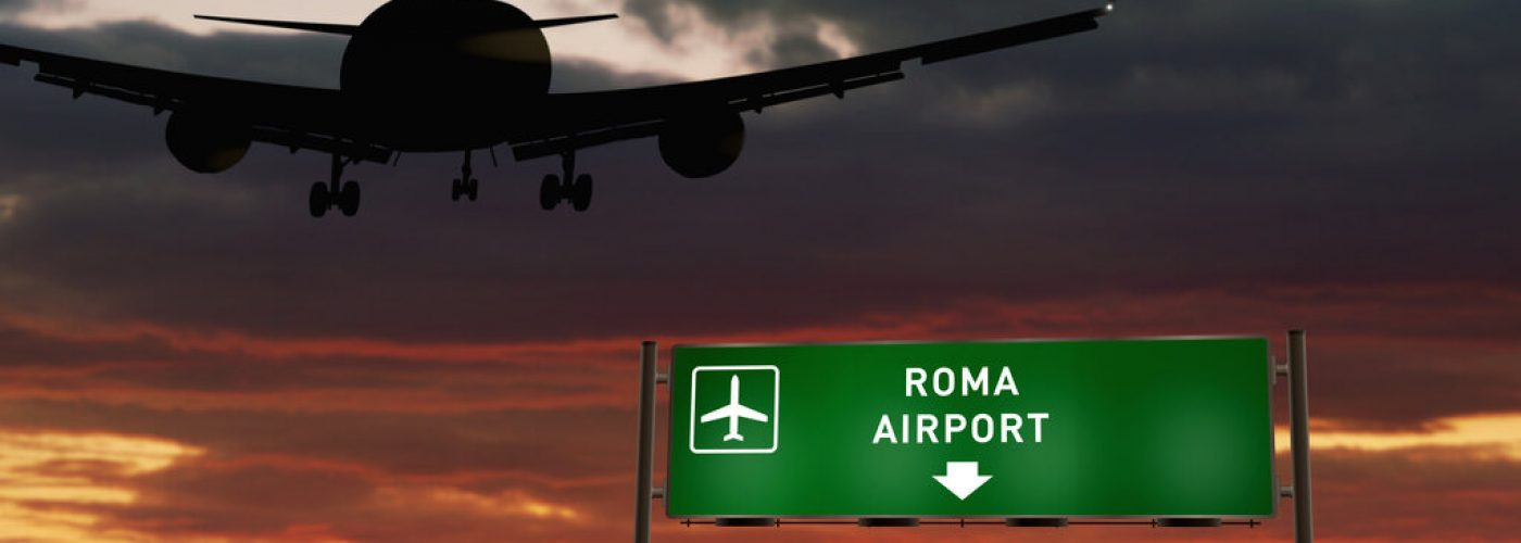 Airport to Rome City Center