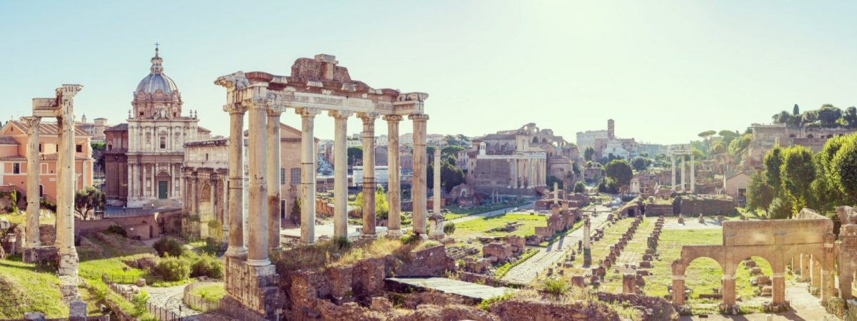 Roman Vacations Home - Ancient Rome - Roman Forum