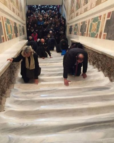 Passion of Christ - San Giovanni - Holy Steps