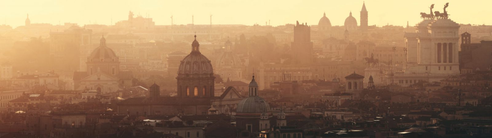 Roman Vacations Walking Tours - view of Rome